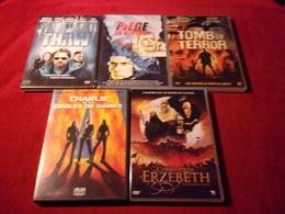 LOT DE 5 DVD   POUR 10 EUROS ( Lot 47 ) - DVDs