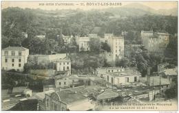 """63 ROYAT. Chocolaterie Rouzaud """""""" Marquise De Sévigné """""""" 1914 - Royat"""