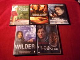 LOT DE 5 DVD   POUR 10 EUROS ( Lot 203 ) - DVDs