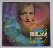 Vinyl LP : Anton Karas World Hit Pops Vol. 10 Victor Japan KS-610 - World Music