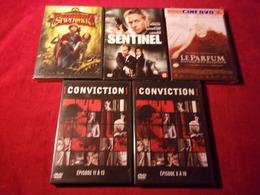 LOT DE 5 DVD   POUR 10 EUROS ( Lot 65 ) - DVDs
