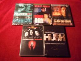 LOT DE 5 DVD   POUR 10 EUROS ( Lot 72 ) - DVDs