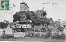 CANTAL-SAIGNES La Chapelle-MO - France