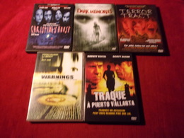 LOT DE 5 DVD   POUR 10 EUROS ( Lot 215 ) - DVDs
