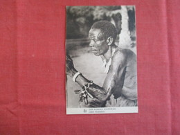 Belgium-Anver-Antwerpen-Mission-in-Congo-Ngbandi-Tribe-Chief-  Ref 2909 - Missions
