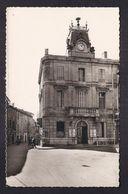 CPSM 30 - QUISSAC - La Mairie - TB  PLAN EDIFICE PUBLIC CENTRE VILLAGE ANIMATION - Quissac