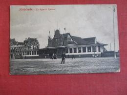 Belgium-Middelkerke-Kursaal-old-postcard     Ref 2910 - Belgium