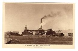 68 HAUT RHIN - Mines De Kali Ste-Thérèse, Puits Ensisheim I (voir Descriptif) - France