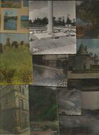 Cp ,87 , Haute Vienne, LOT DE 23 CARTES POSTALES , Drouille, Grand Modele - Postcards
