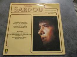MICHEL SARDOU -COMME D'HABITUDE - Sonstige - Franz. Chansons