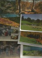 Cp , LIMOUSIN , Folklore , élevage ,, LOT DE 23 CARTES POSTALES , Drouille, Grand Modele - Postcards