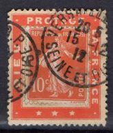 FRANCE : PORTE  TIMBRE PUBLICITAIRE  OBLITERE , A  VOIR . - Advertising