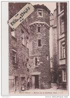 35 Saint-Malo - Cpa / Maison De La Duchesse Anne. - Saint Malo