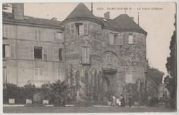 CPA SAINT DIZIER Le Vieux Château - Saint Dizier