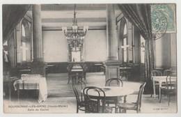 CPA 52 BOURBONNE LES BAINS Salle Du Casino - Bourbonne Les Bains