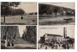 LOT  DE 48 CARTES  POSTALES  ANCIENNES  DIVERS  FRANCE  N93 - Cartes Postales
