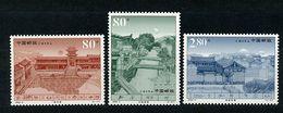 Chine ** N° 3997 à 3999 - Ville De Lijang - Unused Stamps