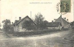 CPA La Machine Cité Sainte-Marie - La Machine