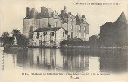 Château De Boischevalier, Près De Légé - Legé