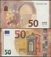 2017-NUEVO BILLETE DE 50 EUROS-SIN CIRCULAR-U011D5 - 50 Euro