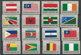Nations Unies: 365/ 380 ** - Timbres