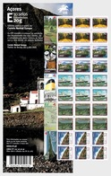 Portugal 2015 Stamp Booklet - Azores Self-Adhesive Stamps - Unused Stamps