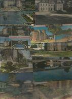 Cp , 16 , CHARENTE, LOT DE 21 CARTES POSTALES , Drouille, Grand Modele - Postcards