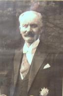 """1932 Mercy Le Haut - Cadre  Albert Lebrun """" Président De La République """" - Non Classés"""