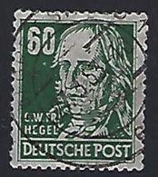 Germany (DDR) 1952-53  Personlichkeiten  (o) Mi.338 - [6] Democratic Republic