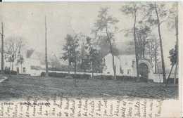 Ohain - Entrée Du Château - Circulé En 1905 - Dos Non Séparé - TBE - Lasne - Lasne