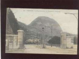 38 Grenoble La Porte St Laurent La Tronche & Le St Eynard édit. L.P. N° 505 Couleur - Grenoble
