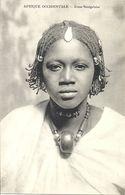 CPA Sénégal Afrique Occidentale Jeune Sénégalaise - Sénégal