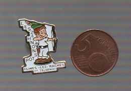 FLINES-LEZ-RACHES TIR A L'ARC..LES 24H NON STOP..27.28 JUIN 1992 - Archery