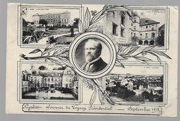 Creuse GUERET Souvenir Du Voyage Présidentiel   Septembre 1913 ...G - Guéret