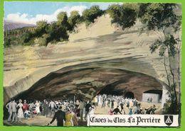 Caves Souterraines Du CLOS LA PERRIERE ARCHAMBAULT Père Et Fils FONTENAY-St-SATUR Intérieur Des Caves Dimanche - Frankrijk