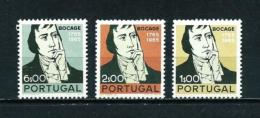 Portugal  Nº Yvert  1004/6  En Nuevo - Nuevos