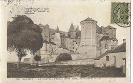 Saumur - Le Château Féodal - Saumur