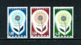Portugal  Nº Yvert  944/6  En Nuevo - Nuevos