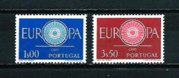 Portugal  Nº Yvert  879/80  En Nuevo - Nuevos