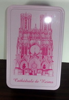 Boite Metal Maison Fossier - Cathedrale De Reims - Other Collections