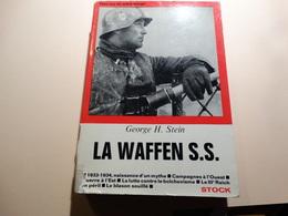 La WAFFEN SS De George H.Stein - 339 Pages - - Sin Clasificación