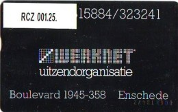 Telefoonkaart  LANDIS&GYR  NEDERLAND * WERKNET RCZ-001.25 * ENSCHEDE * ONGEBRUIKT * OPLAGE 300 - Nederland