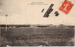69 LYON-AVIATION  Paulhan (Biplan Farman) - Aeródromos