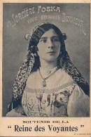 "La Sorcière Foska La ""Reine Des Voyantes"" - Circo"