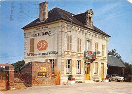 02-VIC-SUR-AISNE- CAFE TABAC DE LA GARE - Vic Sur Aisne