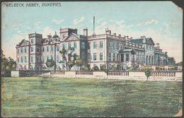 Welbeck Abbey, Dukeries, Nottinghamshire, C.1905-10 - Postcard - Other