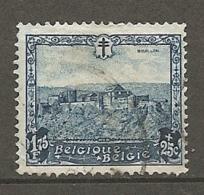 Yv. COB N° 313  (o)  1f75 + 25c   Antituberculeux   Cote  5,5  Euro BE R 2 Scans - Belgique