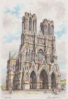 Carte Postale       BARRE  DAYEZ       REIMS    2096 E - Reims