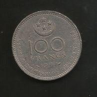 COMORES - 100 FRANCS (1977) F.A.O. - Institut D'Emission - Comorre