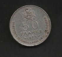 COMORES - 50 FRANCS (1975 - Indipendence Of Republic) - Institut D'Emission - Comores
